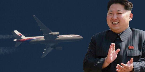 Steckt Kim hinter dem Verschwinden von Flug MH370?