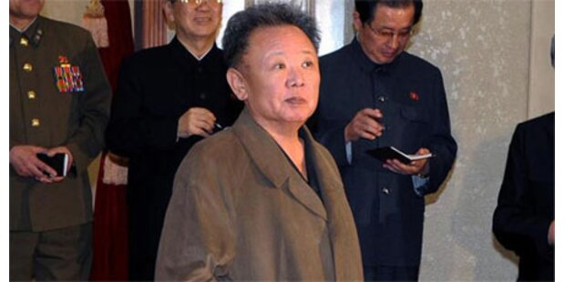 Kim Jong Il als Machthaber bestätigt