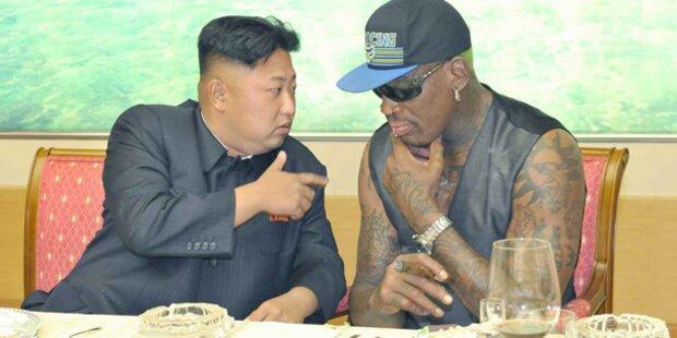 Rodman lüftet Kims Baby-Geheimnis