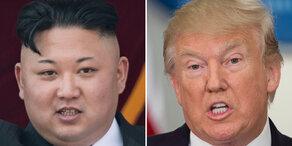 Kim will Trump für Drohung