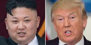 Trump sagt Nordkorea-Gipfel ab