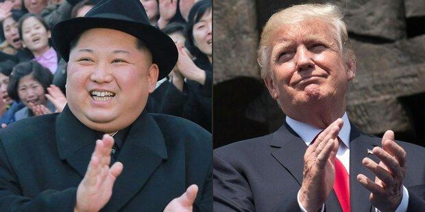 Nach Trump-Absage: Kim traf Südkoreas Präsident Moon