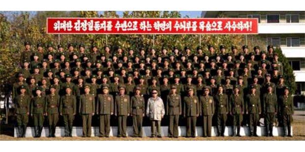 Nordkorea legt neue Bilder vom