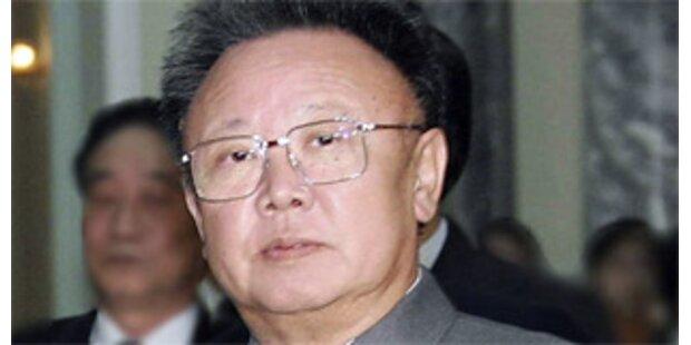 Kim Jong II kann nicht mehr regieren