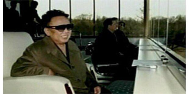 Nordkorea veröffentlicht wieder Bilder von Kim