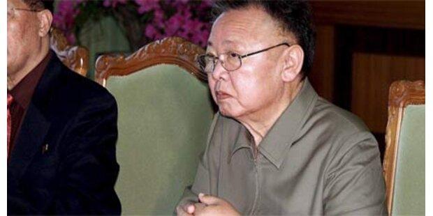 Kim Jong-Il hat Krebs