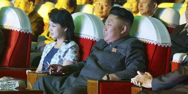 Kim Jong-un wird immer dicker