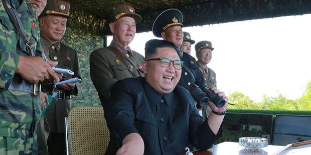 Frankreich warnt vor Nordkorea