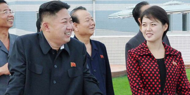 Nordkoreas Kim Jong-un hat geheiratet