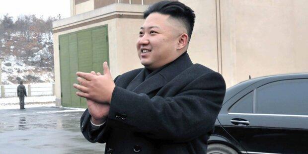 Dicker Kim droht wieder mit Atomkrieg