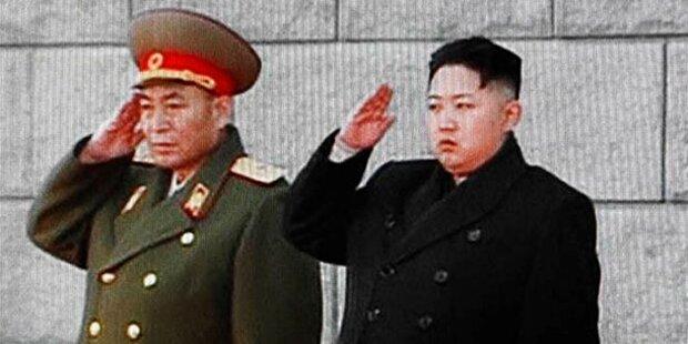 Diktator Kim Jong-un feuert Armee-Chef