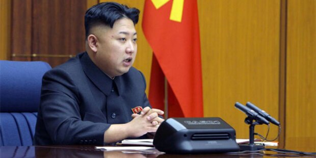 Nordkorea will Atomwaffenstaat sein
