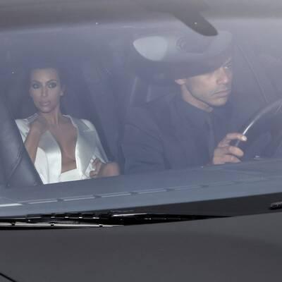 Kim Kardashian: Erster Tag der Hochzeit in Versailles