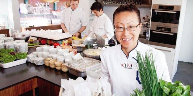 Neues Kochbuch: Kim kocht wieder