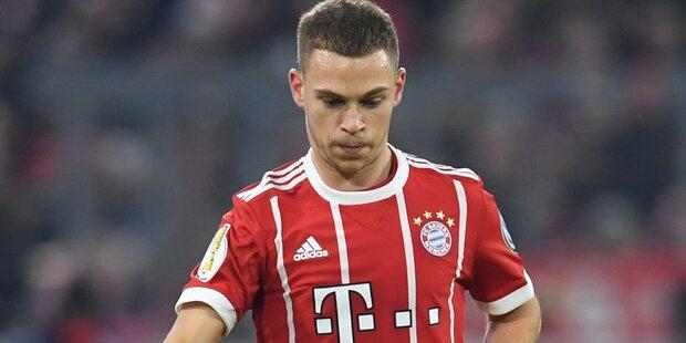 Kimmich verlängert beim FC Bayern