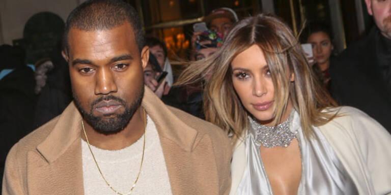 """Kim & Kanye: Versailles sagt """"Nein"""""""