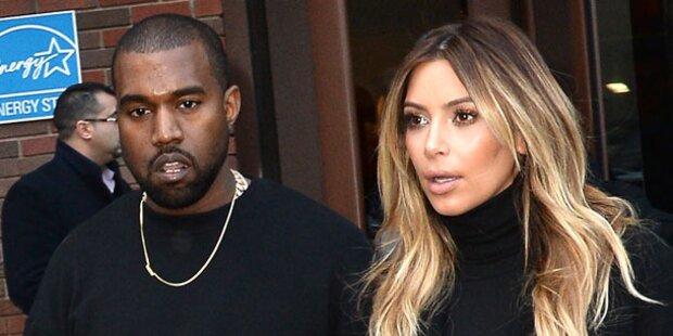 Kim: Kanye verbietet im Ehevertrag Beauty-OPs