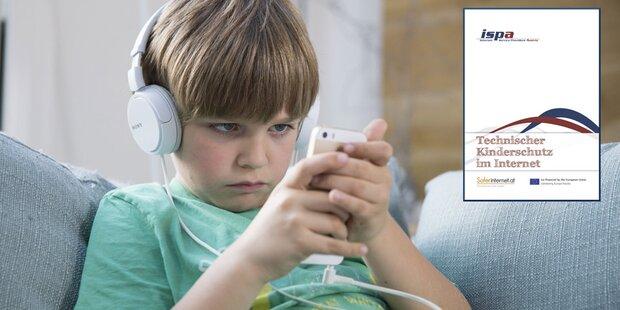 Ratgeber zum Kinderschutz im Internet