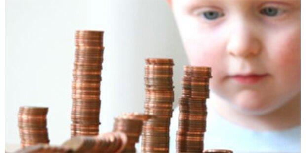Mehrkindfamilien bekommen mehr Geld