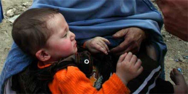 Afghanistan ist Horror-Ort für Kinder