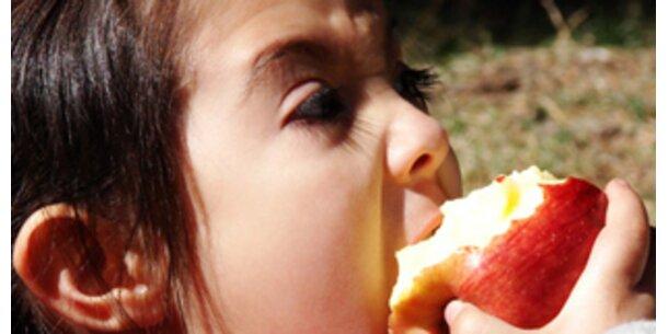 So ernähren sich unsere Kinder