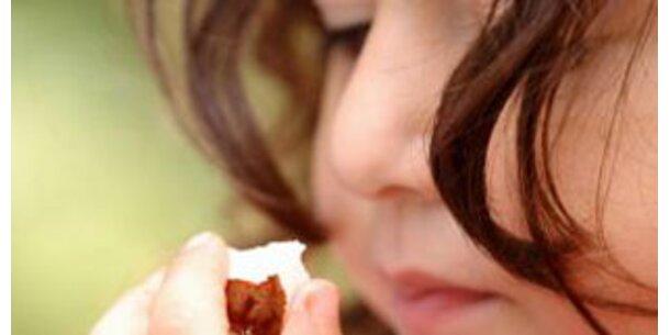 Kinderlebensmittel viel zu süß