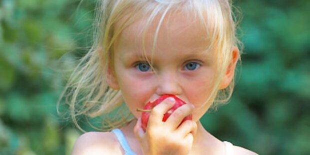 Gesunde Ernährung macht Kinder klug