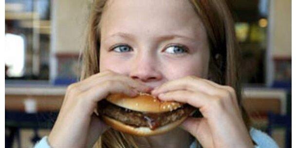 Essgewohnheiten von Kindern bleiben