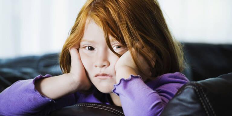 Unregelmäßiger Schlaf stresst Kinder