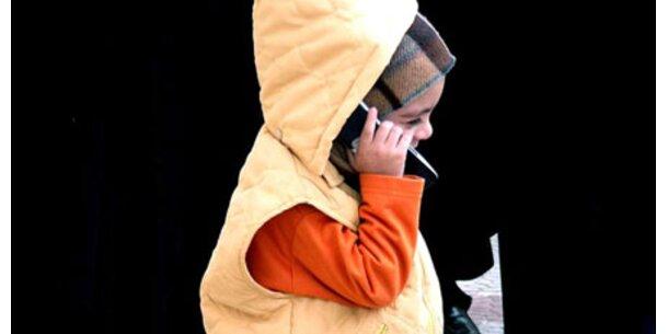 Kommt Handyverbot für Kinder?