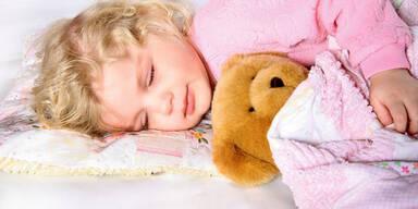 Schlafstörungen bei Kindern: Das hilft