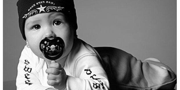 Müssen wir  Säuglinge wie Rockstars stylen?
