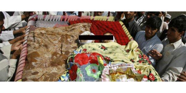 ISAF-Artillerie tötet drei Kinder in Afghanistan