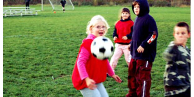 Schulsport wichtig für Kindergesundheit