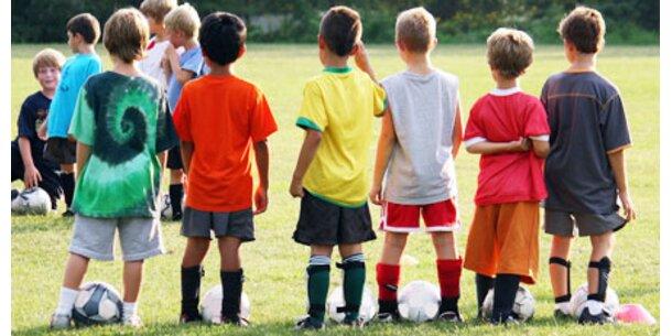 Sport im Kindesalter ist wichtig