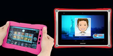 Kindgerechte Tablets und Smartphones