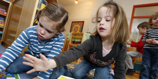 Kindergartenpflicht für 4-Jährige soll kommen