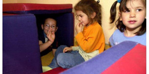 Krippenkinder weniger anfällig für Leukämie