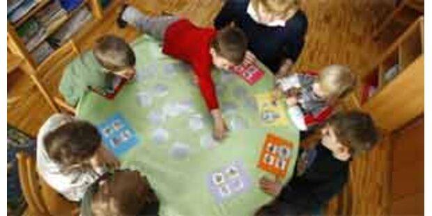 Kindergarten-Chaos im Sommer