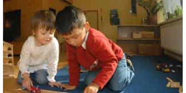 ÖVP macht bei Kindergartepflicht wieder kehrt
