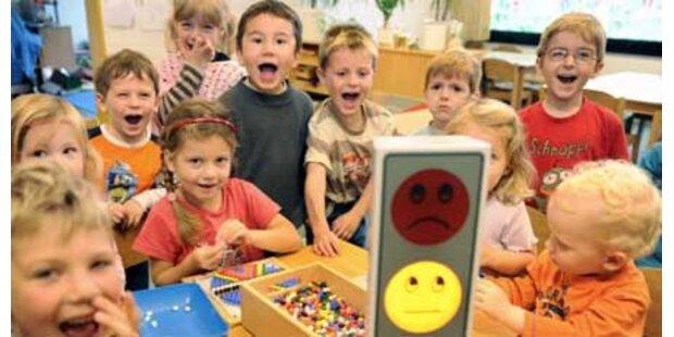 Im Herbst kommt der Gratis-Kindergarten