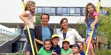 13.300 neue Kinderbetreuungsplätze