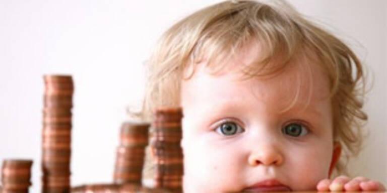 """Formulare für """"Kindergeld neu"""" fehlen"""