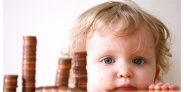 Langzeitmodell beim Kindergeld am beliebtesten
