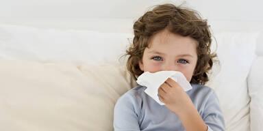 So erkennen und behandeln Sie die häufigsten Kinderkrankheiten