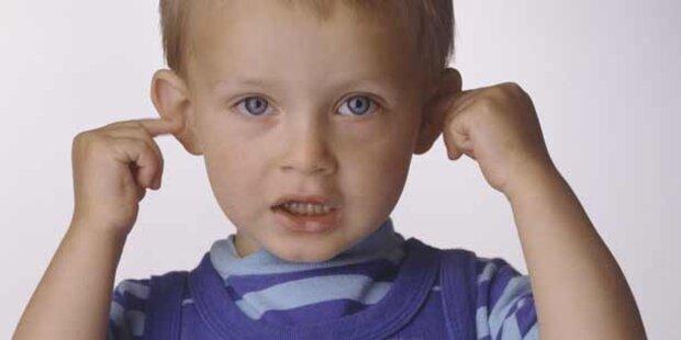 Kino für Kinderohren zu laut