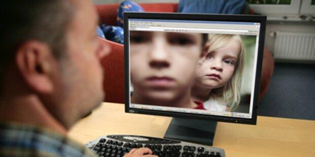 Kinderpornografie - 23  Frauen beschuldigt