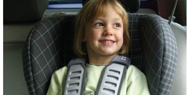Der neuartige Kindersitz von VW