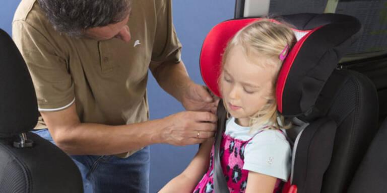 In welche Autos Kindersitze passen