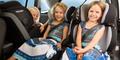 Kindersitztest 2016: 2 Modelle fallen durch